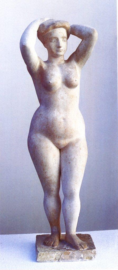 Gaetano Martinez Nudo di donna 1948