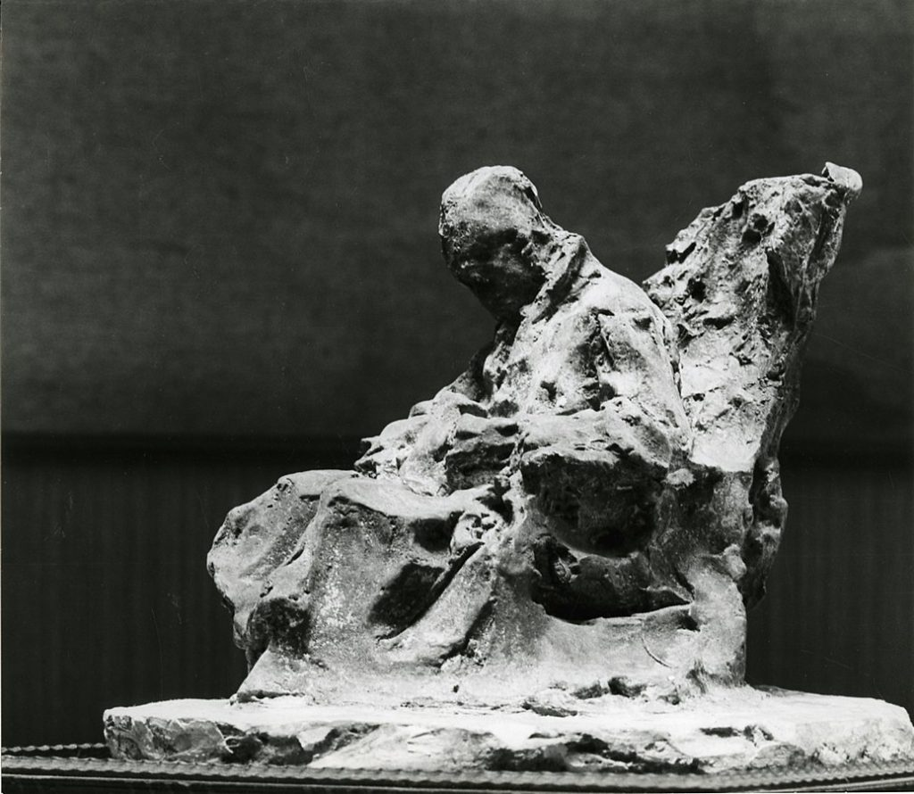 Medardo Rosso Malato all'ospedale 1889