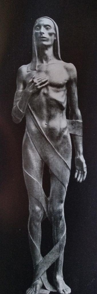 Michele Guerrisi Lazzaro in Bronzo