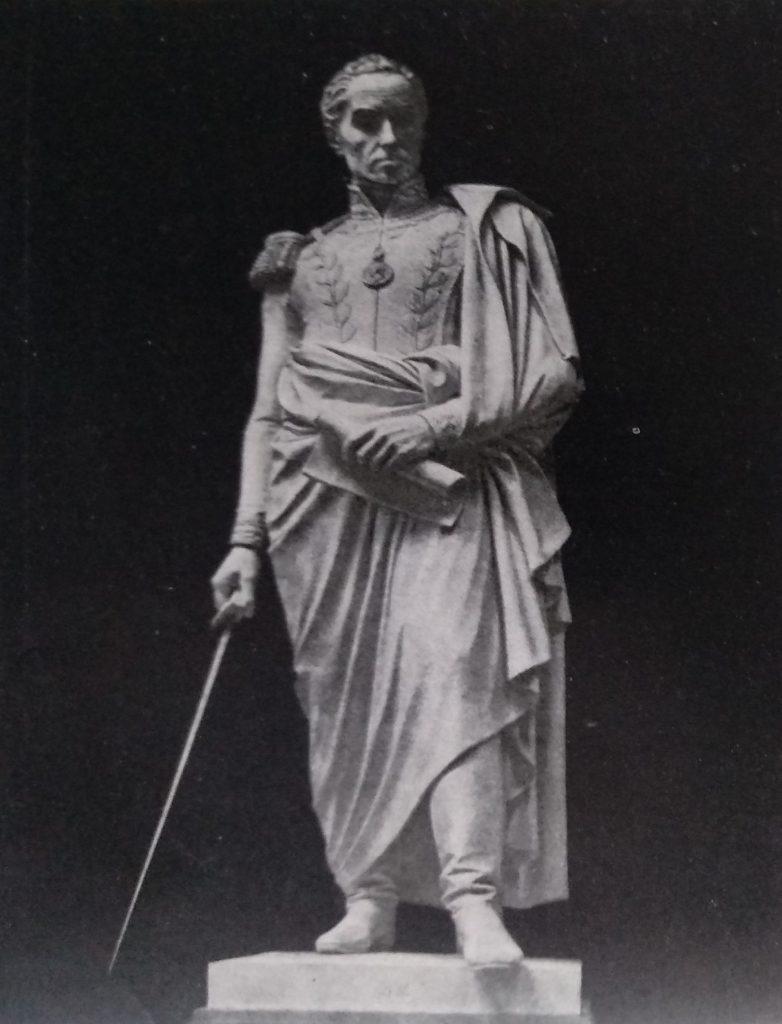 Pietro Tenerani Simone Bolivàr