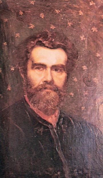Francesco Severio Altamura - Autoritratto