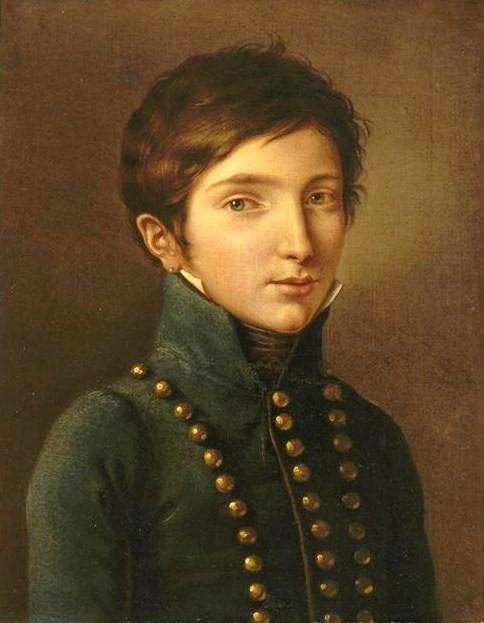 Felix Cottrau Napoleone Bonaparte