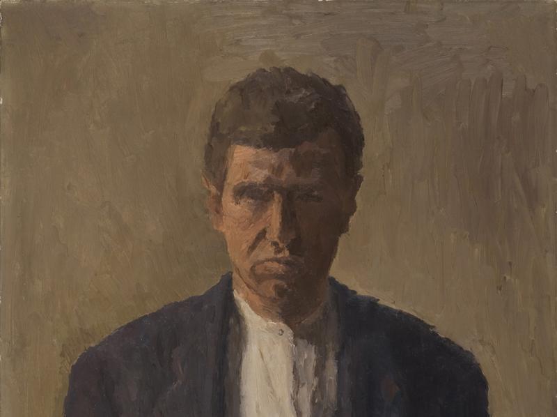 Giorgio Morandi Autoritratto 1930