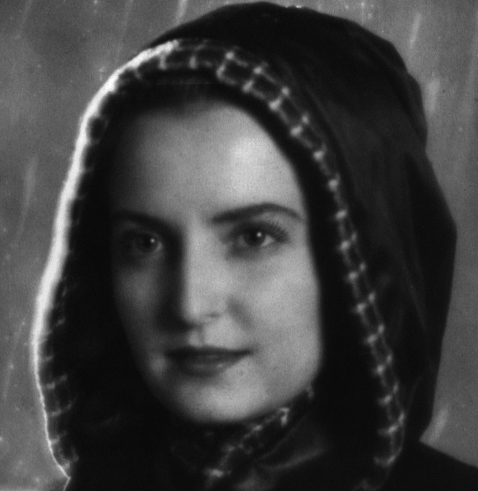 Carla Badiali Ritratto da giovane