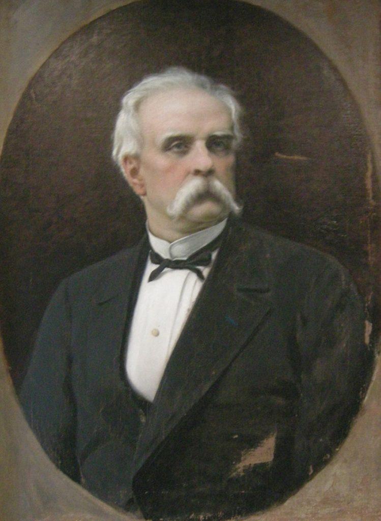 Egisto Sarri 1899 Ritratto di Emilio De Fabris