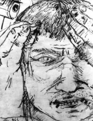 Renato Birolli Rappresaglia