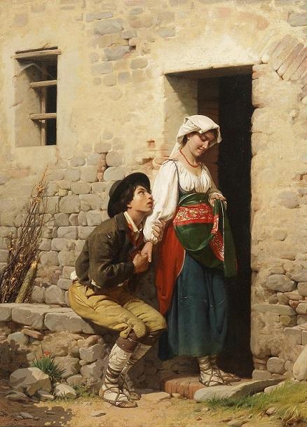 Giuseppe Ciaranfi - Una dichiarazione d'amore