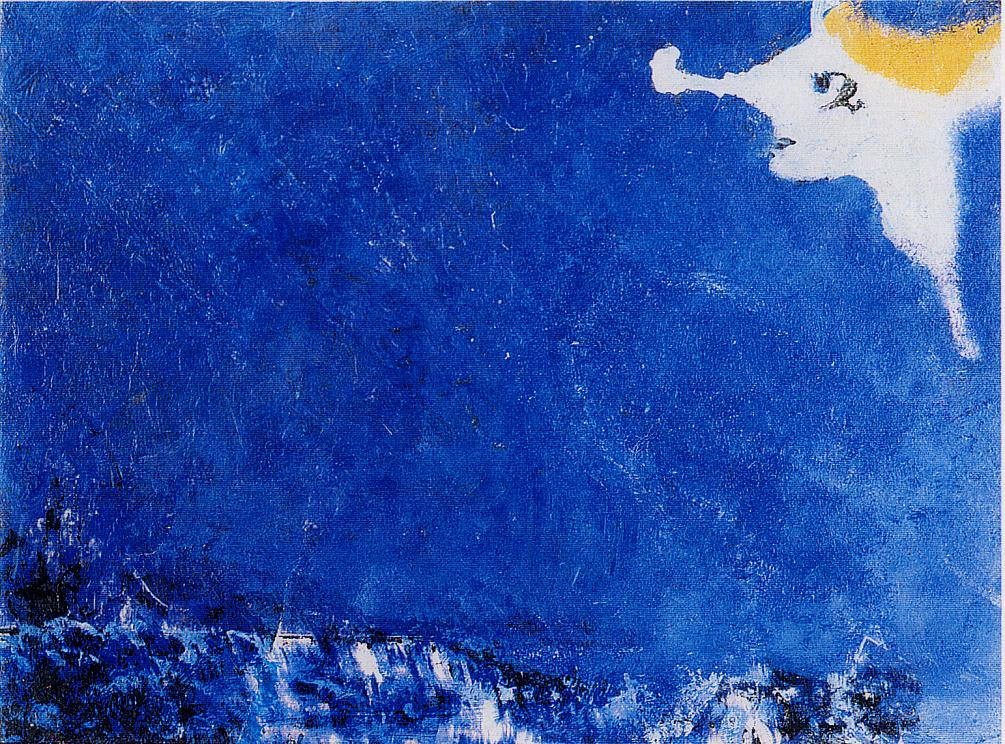 Osvaldo Licini dipinto