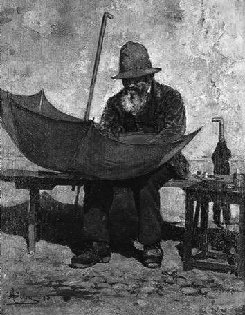 Giuseppe Alby - Il mercante