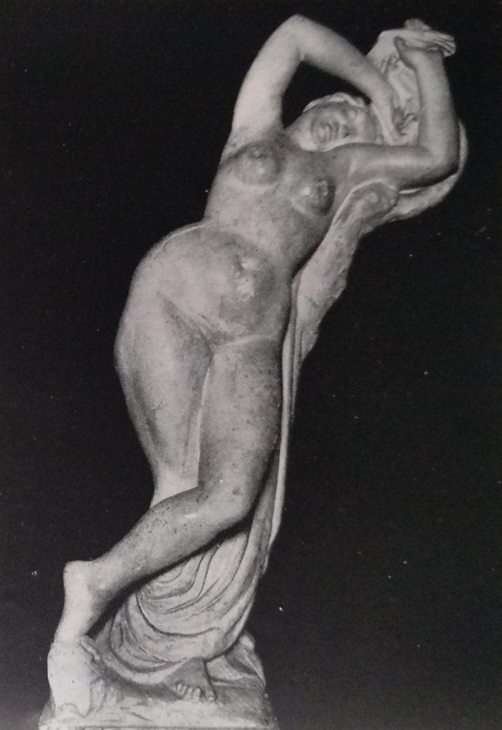 Silvio Canevari - Venere in Gesso