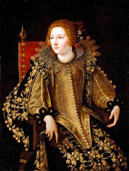 Artemisia Gentileschi Ritratto di signora