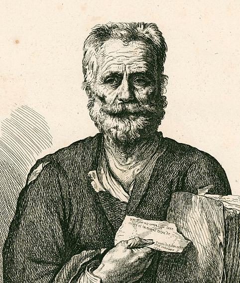 Jusepe de Ribera Autoritratto