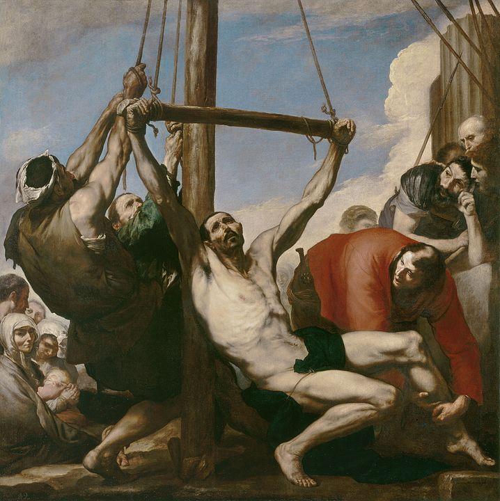 Jusepe de Ribera Il martirio di San Filippo