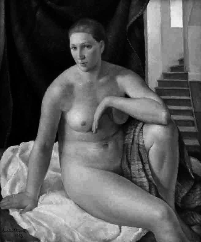 Carlo Sbisà La Venere della Scaletta 1928